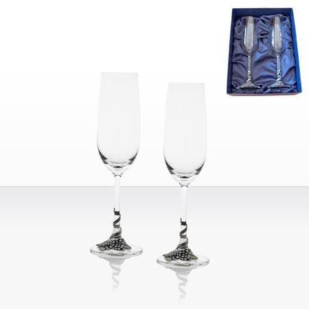 Чаши шампанско 2 бр. - AGL1622