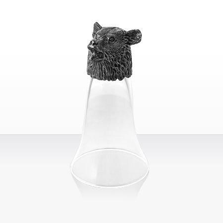Чаша вино мечка - ASH118