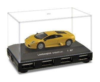 HUB с четири USB входа - модел Lamborghini