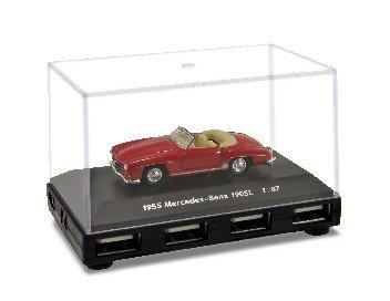 Хъб с четири USB  входа - модел Mercedes - Benz
