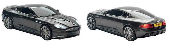 Компютърна мишка - модел - Aston Martin