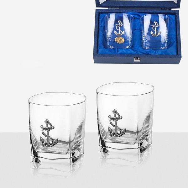 Комплект 2 чаши уиски