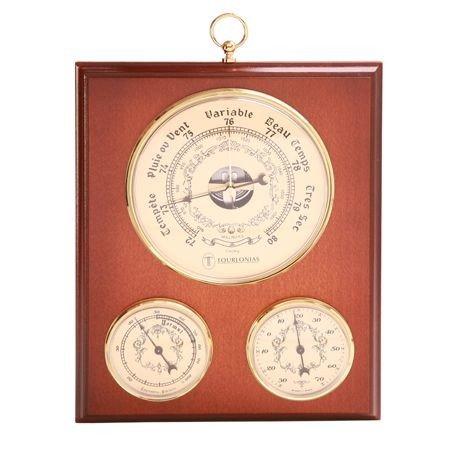 Термометър, барометър, хидром.