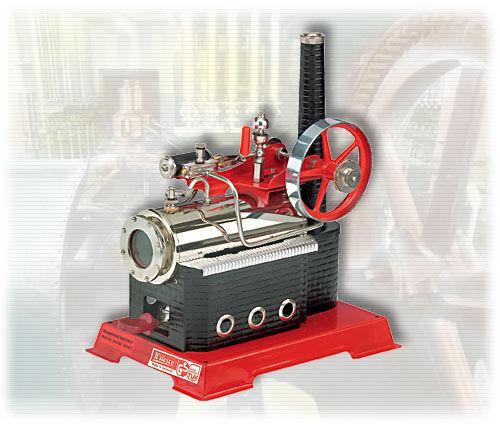 Мини парен двигател Wilesco D14