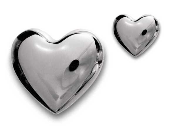 PHILIPPI Метално сърце със звук KLANGHERZ - S