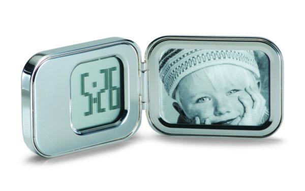 PHILIPPI Часовник с аларма и снимка NIC