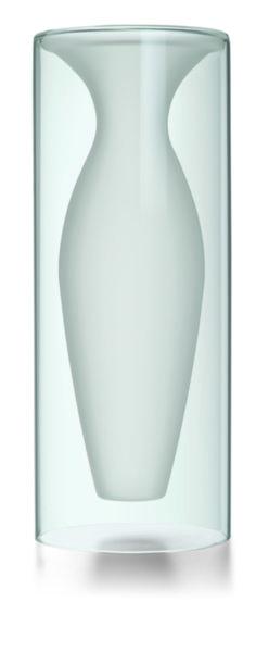 "PHILIPPI   Стъклена ваза ""ESMERALDA"" - L размер"