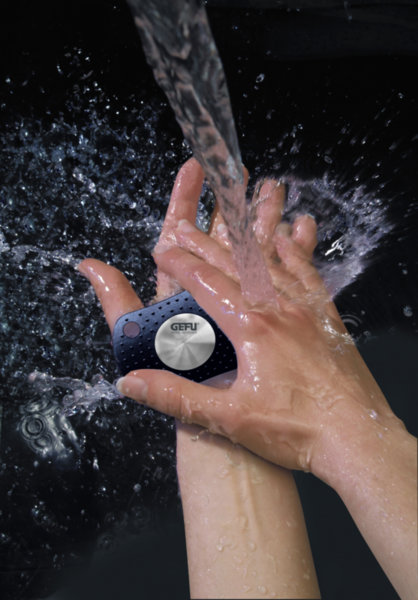 Антибактериален стоманен сапун