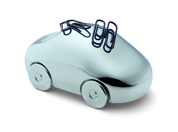 PHILIPPI Преспапие с магнит за кламери MY CAR