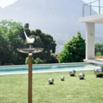 BLOMUS Хранилка и баня за птици FUERA