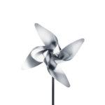 BLOMUS Ветропоказател с 4 крила VIENTO - 69 см (h)