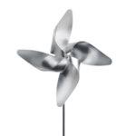 BLOMUS Ветропоказател с 4 крила VIENTO - 104 см (h)