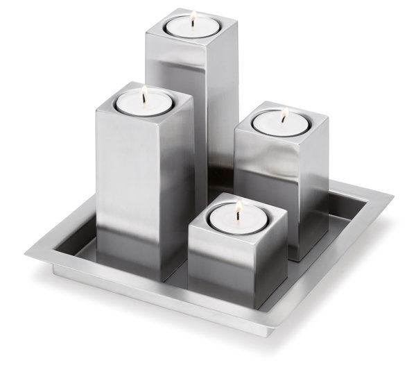 BLOMUS Комплект свещници EDO
