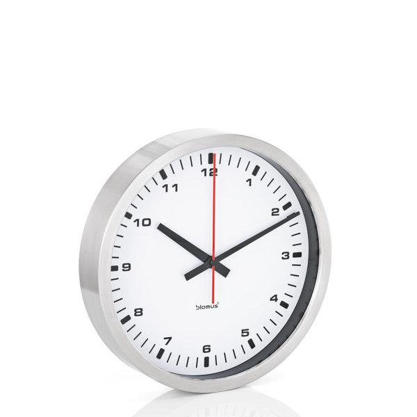 BLOMUS Стенен часовник ERA, бял - размер М