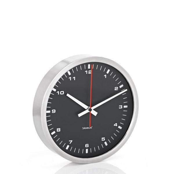 BLOMUS Стенен часовник ERA, черен - размер M