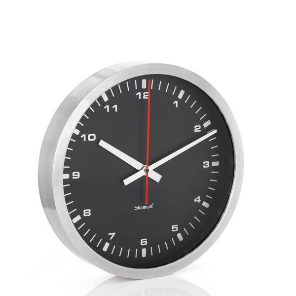 BLOMUS Стенен часовник ERA, черен - размер L