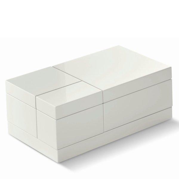 """PHILIPPI Кутия за бижута - 4 части """"TROIS"""""""