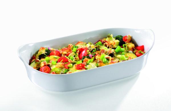 Порцеланова чиния за готвене и сервиране INSPIRIA