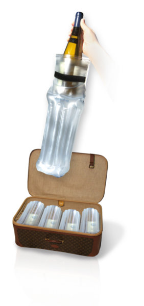Vin Bouquet Протектор за бутилки - надуваем