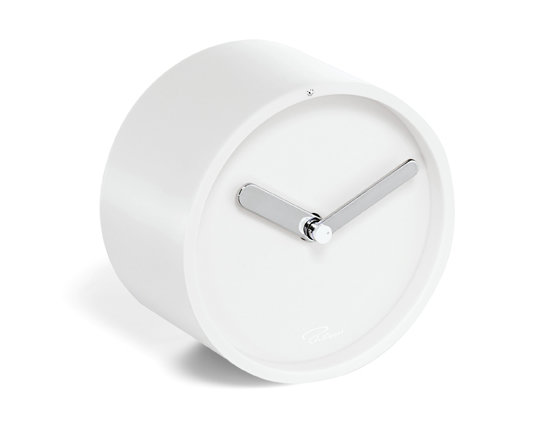 "PHILIPPI  Часовник за стена ""TIM"" - бял"