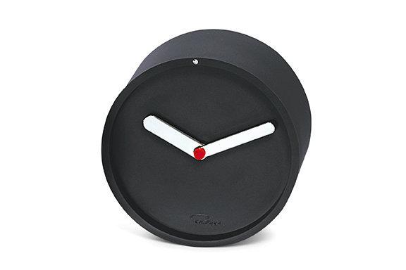"PHILIPPI   Часовник за стена ""TIM"" - черен"