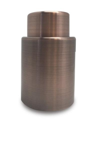 Vin Bouquet Медна универсална тапа с вакуум помпа - VINTAGE
