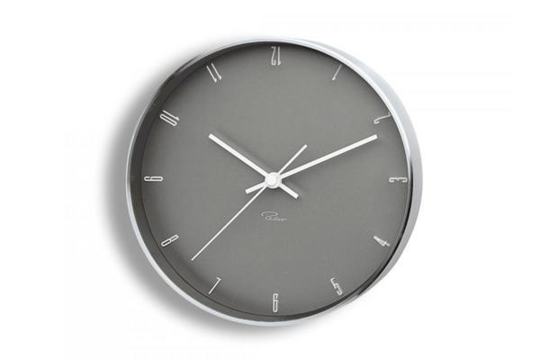 """PHILIPPI  Часовник за стена """"TEMPUS"""" - G2 - сив"""