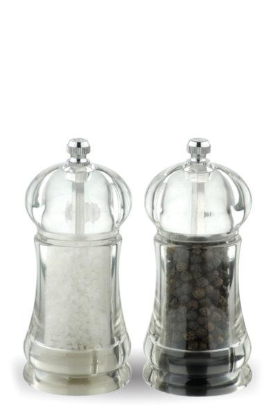 """DMD Комплект мелнички за сол и пипер """"MINI PRESIDENT"""""""