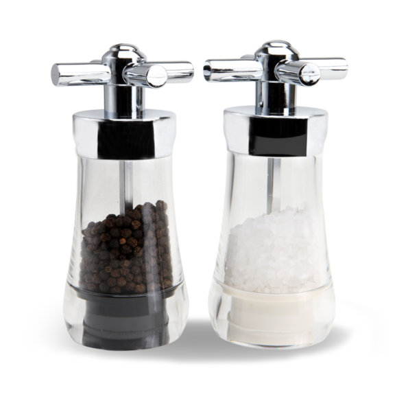 """DMD Комплект мелнички за сол и пипер """"TAP"""""""