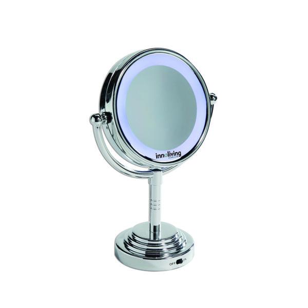 INNOLIVING Козметично огледало  - двойно