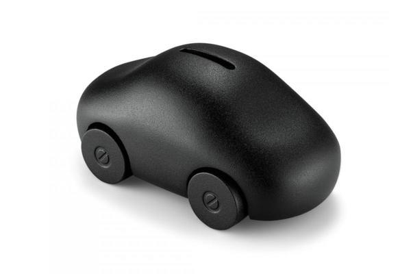 PHILIPPI Спестовна касичка MY CAR - черна