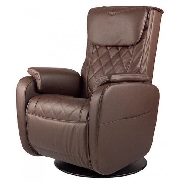 "CASADA Масажен стол ""MOODRELAX"" - тъмно кафяв"