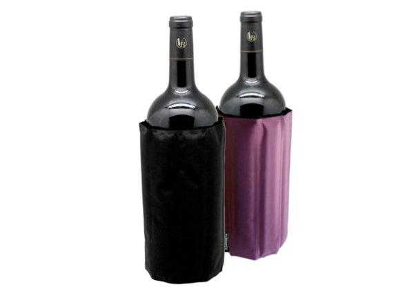Vin Bouquet Охладител за големи бутилки Магнум - черен