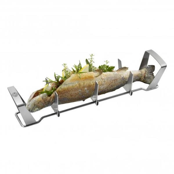GEFU Стойка за приготвяне на риба BBQ