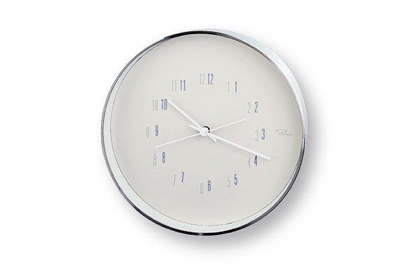 "PHILIPPI  Часовник за стена ""TEMPUS SHADOW"""