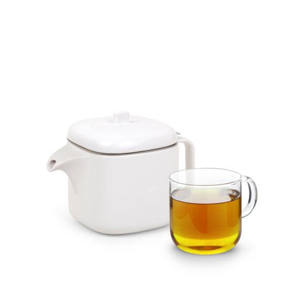 """UMBRA Керамичен чайник с филтър """"CUTEA"""""""
