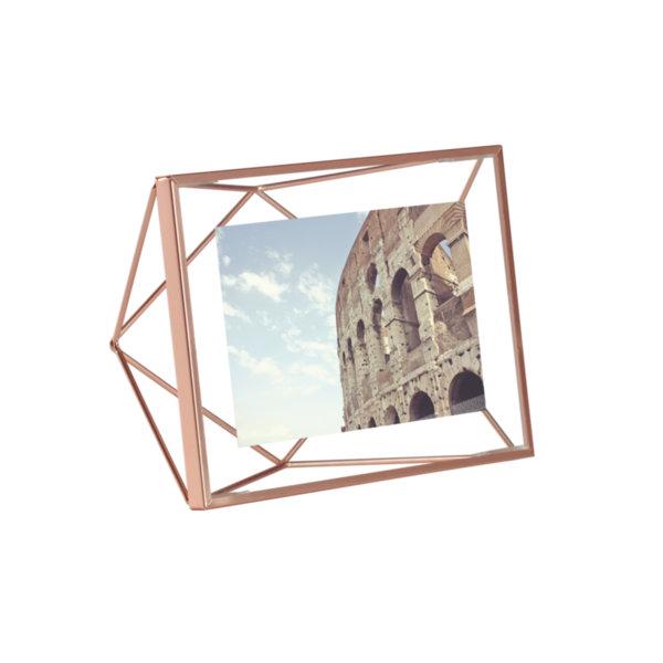 """UMBRA Рамка за снимки """"PRISMA"""" - цвят мед - 10х15см"""