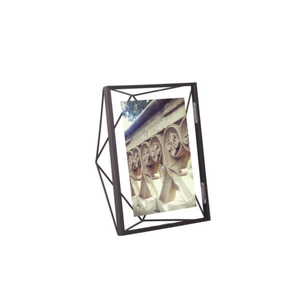 """UMBRA Рамка за снимки """"PRISMA"""" - цвят черен - 13х18см"""