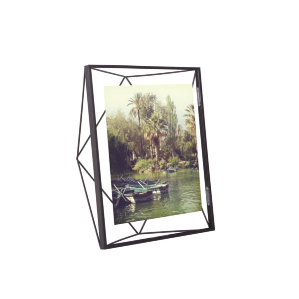 """UMBRA Рамка за снимки """"PRISMA"""" - цвят черен - 20х25см"""