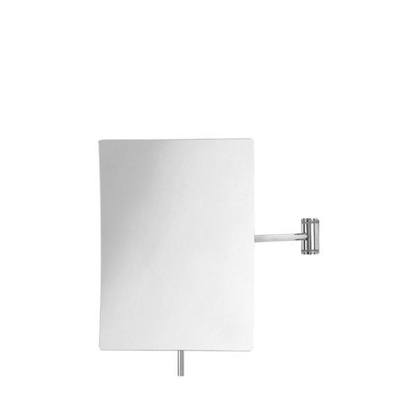 BLOMUS Увеличително козметично огледало VISTA - за стенен монтаж - матирано