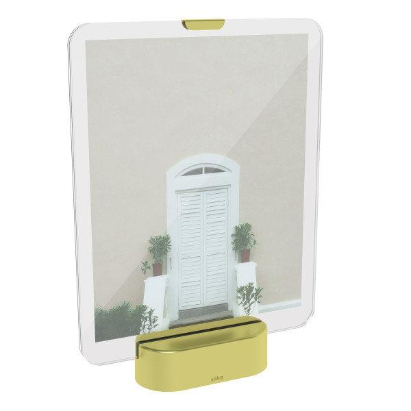 "UMBRA Рамка за снимки с LED светлина ""GLO"" - 20х25см - златист цвят"