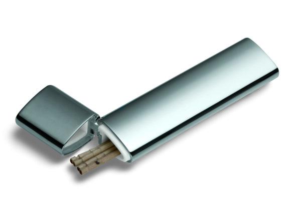 PHILIPPI Кутия за клечки за зъби метална TRICK