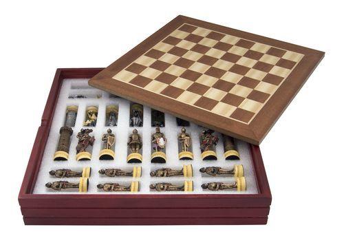 Луксозен шах - Рицари