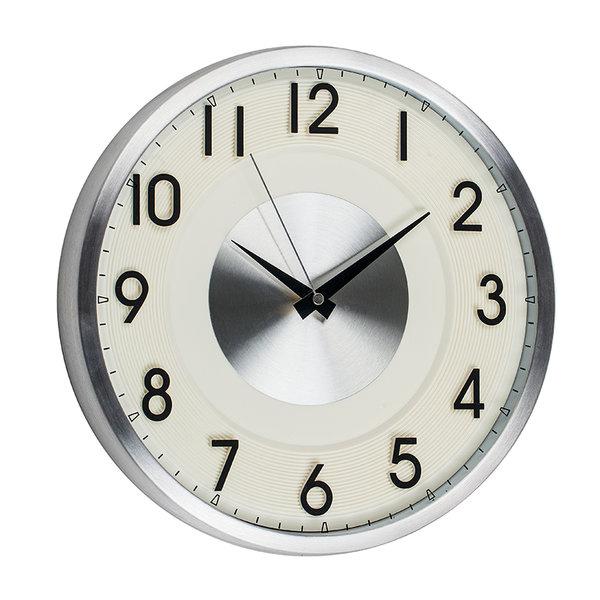 Стенен часовник Pierre Cardin метал