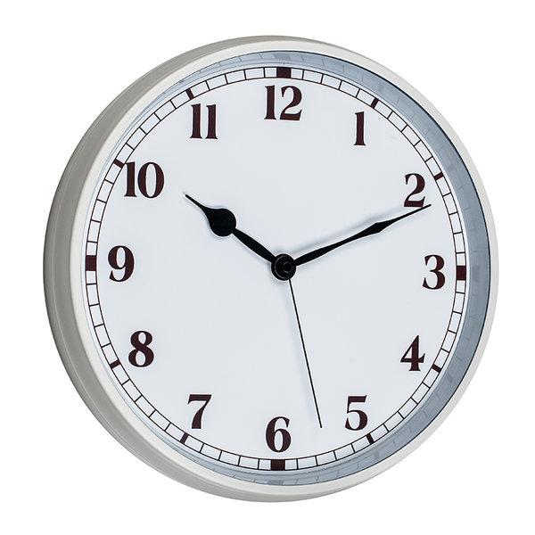Стенен часовник сив