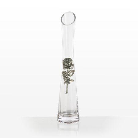 Ваза с роза