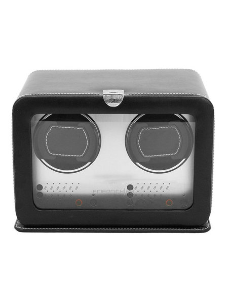 WATCH WINDERS Friedrich|23 London 2 Hi-End Leather Winder For Two Watches