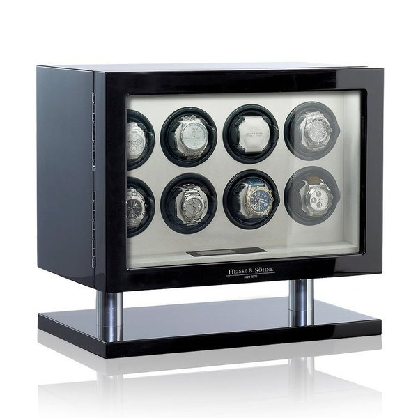 WATCH WINDERS Heisse & Söhne Collector 8 Prime
