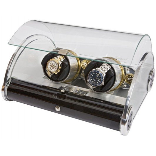 WATCH WINDERS Rapport London Est. 1898 W191 - The Time Arc Duo