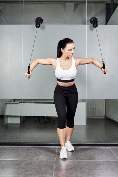 Фитнес тренажор MediPull - 2 броя